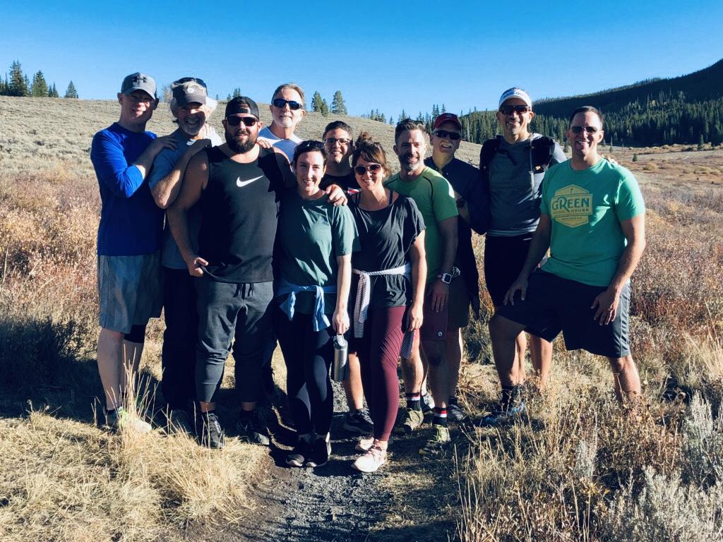 NSC Trail Run Fun